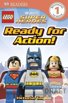 Lego DC Super Heroes: Ready for Action!