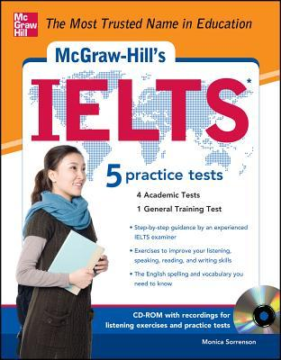 McGraw-Hill's IELTS [With CDROM]