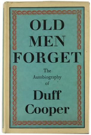 Old Men Forget