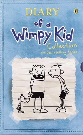 Diary of a Wimpy Kid: #1-6 [Collection]