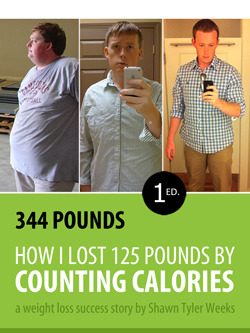 344 Pounds: How I Lost 125 Pounds By Counting Calories