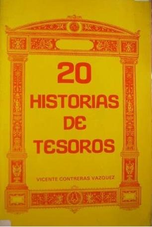 20 HISTORIAS DE TESOROS EPUB