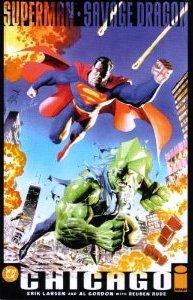 Superman/Savage Dragon: Chicago