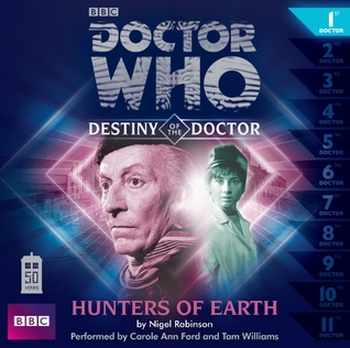 Doctor Who: Hunters of Earth(Destiny of the Doctor 1)