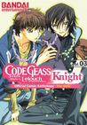 Code Geass - Lelouch of the Rebellion - Knight: Official Comic Anthology - For Girls, Vol. 3