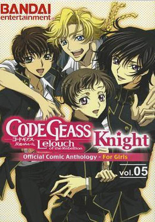 code-geass-lelouch-of-the-rebellion-knight-official-comic-anthology-for-girls-vol-5