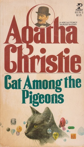 Cat Among the Pigeons(Hercule Poirot 32)