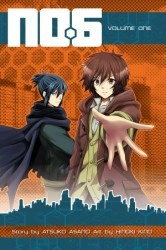 No. 6: The Manga, Volume 01 (No. 6: The Manga, #1)