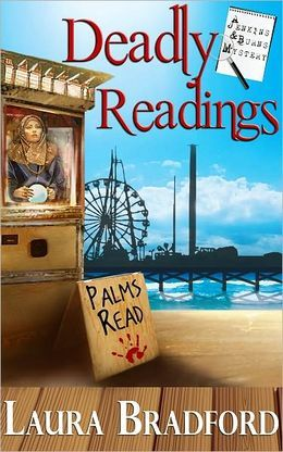 Deadly readings by Laura Bradford