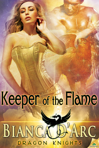 Keeper of the Flame (Dragon Knights #7)