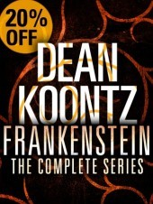 Frankenstein 5 Book Collection