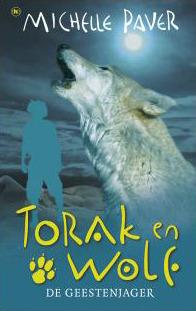 Torak en Wolf: De geestenjager (Avonturen uit een magisch verleden, #6)