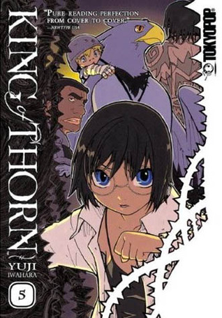 King of Thorn, Vol. 5
