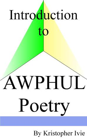 Introduction to AWPHUL Poetry