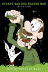 Stuart The Bug Eating Man by Calvin Innes