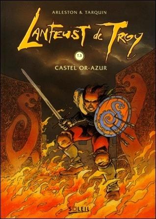 Castel Or-Azur (Lanfeust de Troy #3)