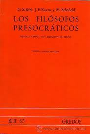 The presocratic philosophers a critical history with a selection of the presocratic philosophers a critical history with a selection of texts by geoffrey s kirk fandeluxe Image collections