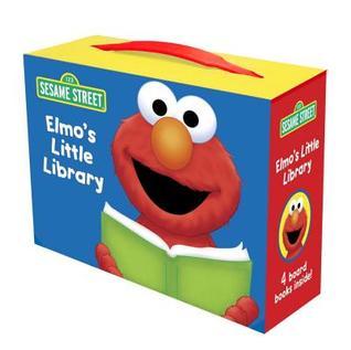 Elmo's Little Library (Sesame Street) (Sesame Street