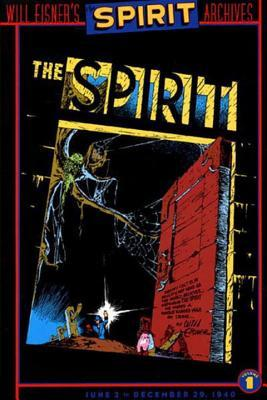 The Spirit Archives, Vol. 1