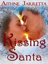 Kissing Santa