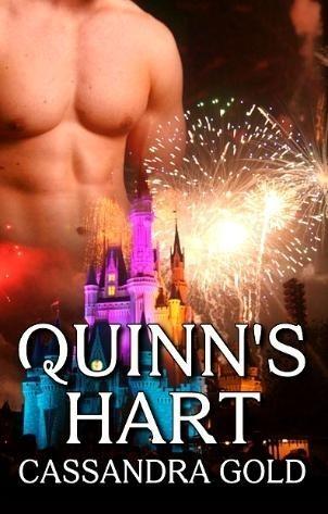 Quinn's Hart by Cassandra Gold
