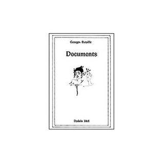 Télécharger des ebooks en pdf Documents by Georges Bataille 8822031016 in French PDF DJVU