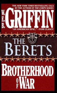 The Berets (Brotherhood of War, #5)