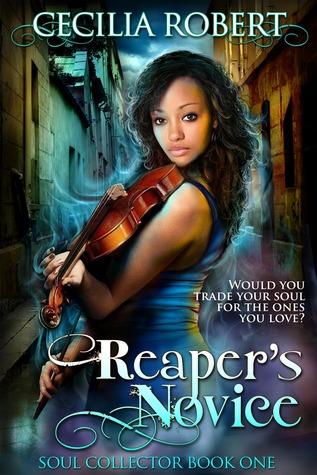 Reaper's Novice by Cecilia Robert