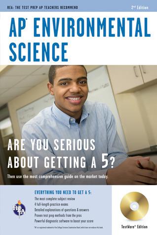 AP Environmental Science w/ CD-ROM