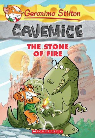 The Stone of Fire(Geronimo Stilton Cavemice  1)