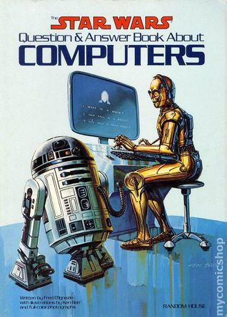 The Star Wars Question & Answer Book about Computers