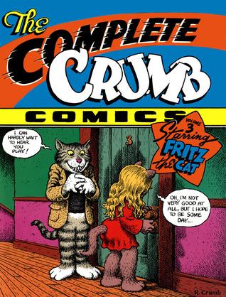 The Complete Crumb Comics, Vol. 3 by Robert Crumb