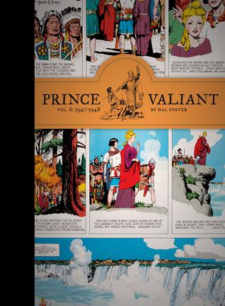 Prince Valiant, Vol. 6: 1947-1948