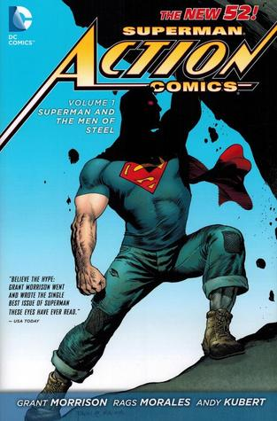 Superman – Action Comics, Volume 1: Superman and the Men of Steel
