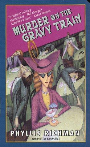 Murder on the Gravy Train (Chas Wheatley, #2)