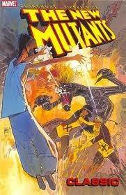 The New Mutants Classic, Vol. 4