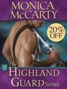 The Highland Guard Series 5-Book Bundle (Highland Guard, #1-5)