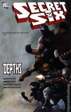 Secret Six, Vol. 2: Depths
