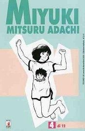Miyuki, Vol. 4 by Mitsuru Adachi