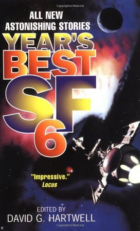 Year's Best Sf 6 by David G. Hartwell