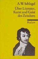Über Literatur, Kunst und Geist des Zei...