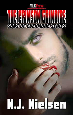 The Crimson Grimoire (Sons of Evenmore #1)