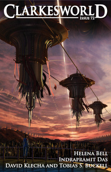 Clarkesworld Magazine, Issue 72 (Clarkesworld Magazine, #72)