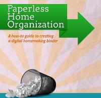 Paperless Home Organization
