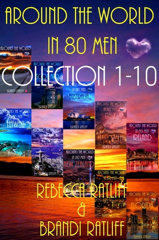 Around the World in 80 men (Collection 1-10)