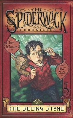 The Seeing Stone by Tony DiTerlizzi