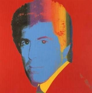 Andy Warhol Headshots