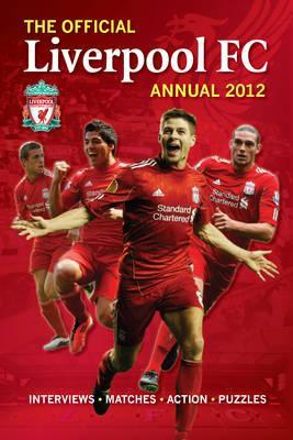 Official Liverpool FC Annual 2012