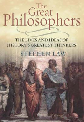 The great philosophers by stephen law the great philosophers fandeluxe Image collections