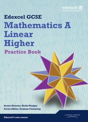 Edexcel GCSE mathematics A linear. Higher practice book